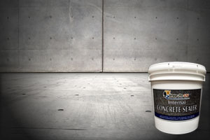 Internal Concrete Sealer