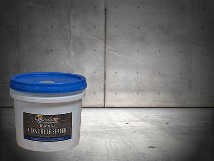 Internal Concrete Sealer | Timber Pro Coatings