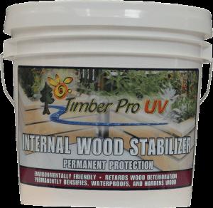 Internal Wood Stablizer
