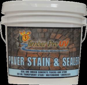 Paver Stain & Sealer